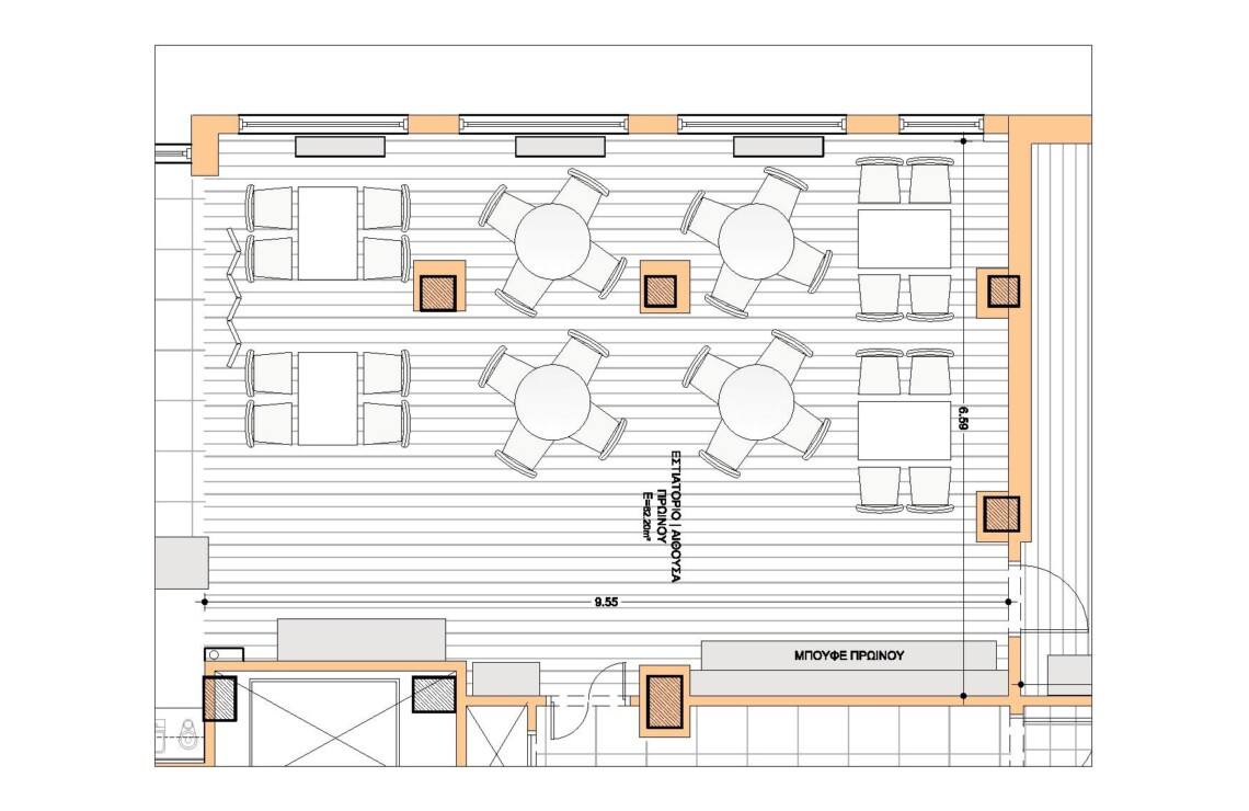 Y Hotel_Restaurant Area Layout-page-